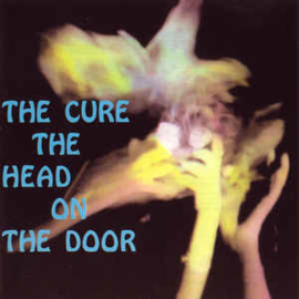 Cure ‎– The Head On The Door (CD)