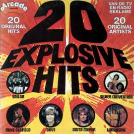 Various – 20 Explosive Hits