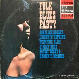 Various – Folk Blues Party