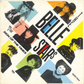 """Belle Stars – Sign Of The Times (Remixed Extended 12"""" Version)"""