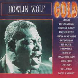 Howlin' Wolf – Gold (CD)