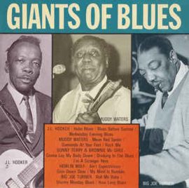Various ‎– Giants Of Blues (CD)