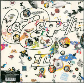 Led Zeppelin ‎– Led Zeppelin III (LP)
