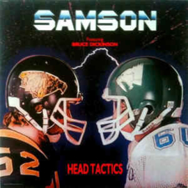 Samson Featuring Bruce Dickinson – Head Tactics