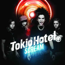 Tokio Hotel ‎– Scream (CD)