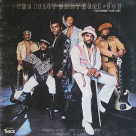 Isley Brothers ‎– 3 + 3