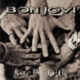 Bon Jovi ‎– Keep The Faith (CD)