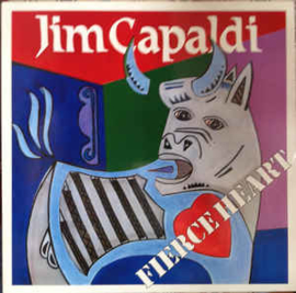 Jim Capaldi ‎– Fierce Heart