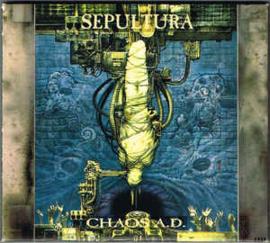 Sepultura – Chaos A.D. (CD)