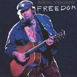 Neil Young ‎– Freedom (CD)