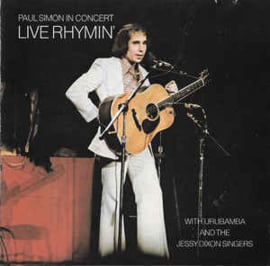 Paul Simon ‎– Live Rhymin' (CD)