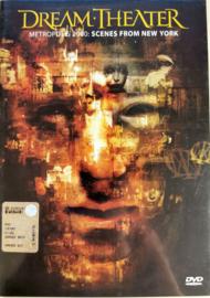 Dream Theater – Metropolis 2000: Scenes From New York (DVD)