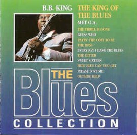 B.B. King ‎– The King Of The Blues (CD)