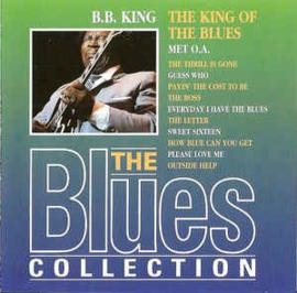 B.B. King – The King Of The Blues (CD)