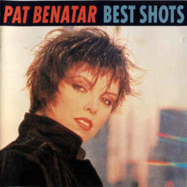 Pat Benatar ‎– Best Shots (CD)