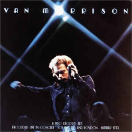 Van Morrison ‎– It's Too Late To Stop Now