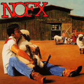 NOFX ‎– Heavy Petting Zoo (CD)