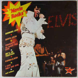 Elvis Presley ‎– Movie Rocks