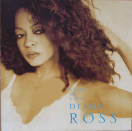 Diana Ross ‎– Voice Of Love (CD)