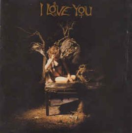 I Love You ‎– I Love You (CD)