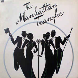 Manhattan Transfer ‎– The Manhattan Transfer