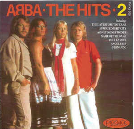 ABBA – The Hits • 2 (CD)