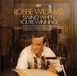 Robbie Williams ‎– Swing When You're Winning (CD)