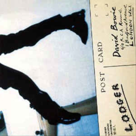 David Bowie ‎– Lodger