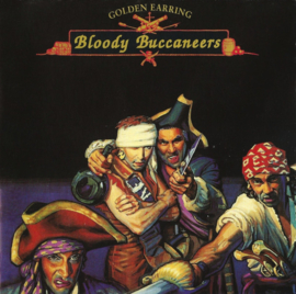 Golden Earring – Bloody Buccaneers (CD)