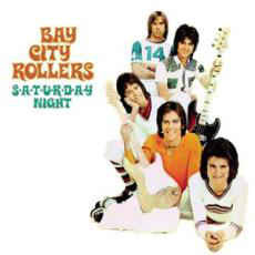 Bay City Rollers ‎– S-a-t-u-r-d-a-y Night (CD)