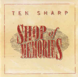 Ten Sharp ‎– Shop Of Memories (CD)