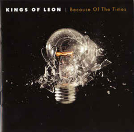 Kings Of Leon ‎– Because Of The Times (CD)