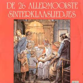 Kinderkoor De Favorietjes o.l.v. Joyce Duijtshof-Jansen – De 26 Allermooiste Sinterklaasliedjes - 'T Heerlijk Avondje
