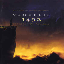 Vangelis ‎– 1492 – Conquest Of Paradise (CD)