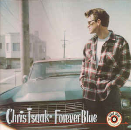 Chris Isaak ‎– Forever Blue (CD)