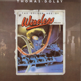 Thomas Dolby ‎– The Golden Age Of Wireless
