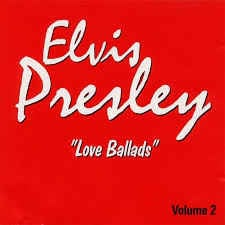 Elvis Presley ‎– Love Ballads Volume 2 (CD)