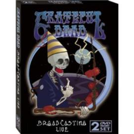 Grateful Dead – Broadcasting Live (DVD)