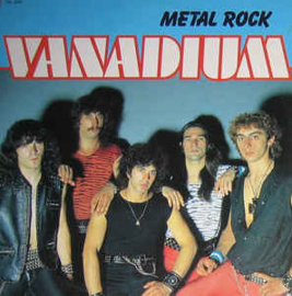 Vanadium ‎– Metal Rock