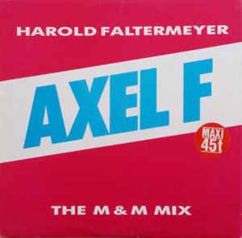 Harold Faltermeyer – Axel F