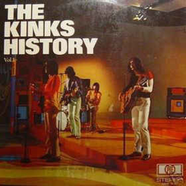 Kinks ‎– History Vol. 1