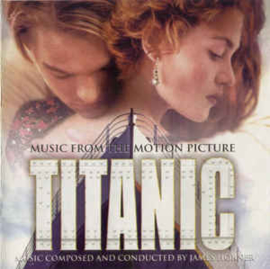 James Horner ‎– Titanic (Music From The Motion Picture) (CD)