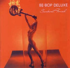 Be-Bop Deluxe – Sunburst Finish