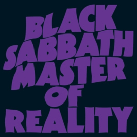 Black Sabbath ‎– Master Of Reality (LP)