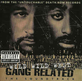 Gang Related - The Soundtrack (CD)