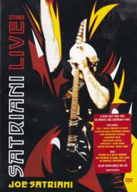 Joe Satriani – Satriani Live (DVD)