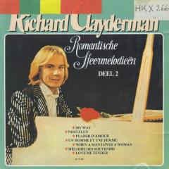 Richard Clayderman – Romantische Sfeermelodieën Deel 2