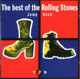 Rolling Stones ‎– Jump Back (CD)