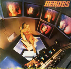 Heroes ‎– Border Raiders