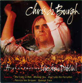 Chris de Burgh ‎– High On Emotion - Live From Dublin! (CD)